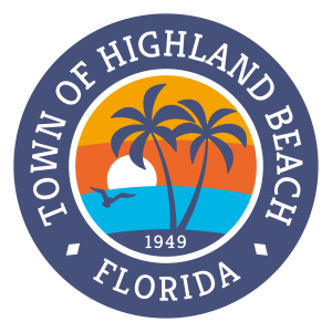 highland beach town hall website